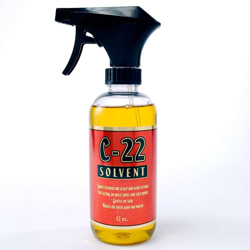 Haarwerk lijmremover c-22 - 355 ml