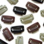 Haarwerk klemmetjes - Clips - Kam clips