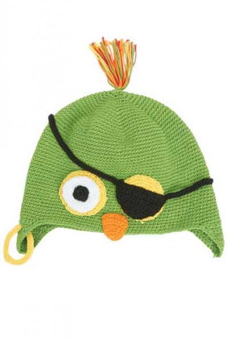 parrot-crocheted-hat-kids