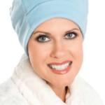 sleeping-light-blue-chemo-cap-hats