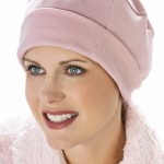 sleeping-pink-sleep-cap-night-hat